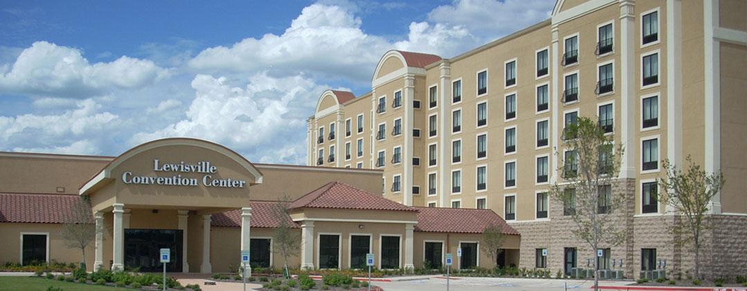 Development Portfolio Hilton Garden Inn And Convention Center Lewisville Texas
